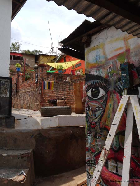 Ruanda Kunst Inema Arts Center