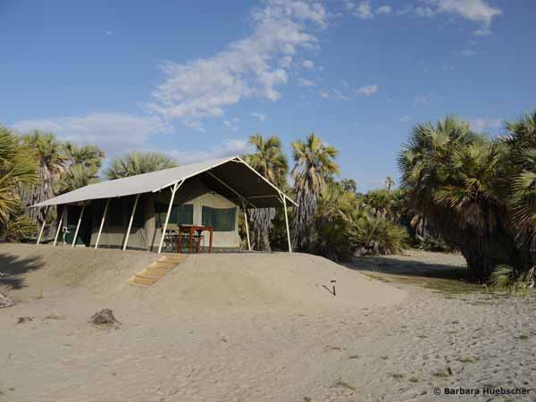 Lobolo Camp, Turkana, Kenia