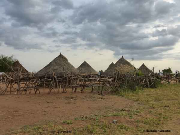 Hamar, Omo Valley