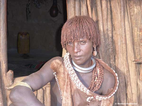 Hamar, Omo Valley,