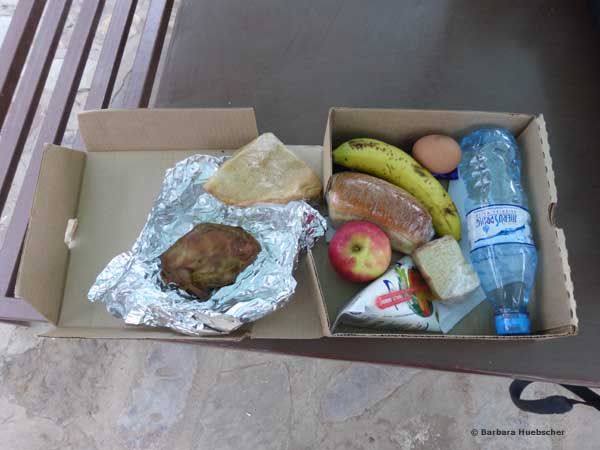 Lunch-Box, Lunchbox, Serengeti, Tansania, Tanzania