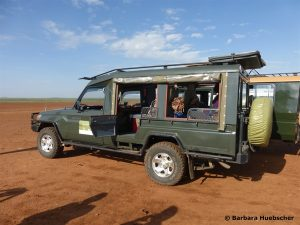 Spirit of the Masai Mara, Siana Conservancy