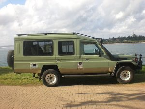 Kenia Reise Jeep Safari
